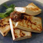 Tofu grillé